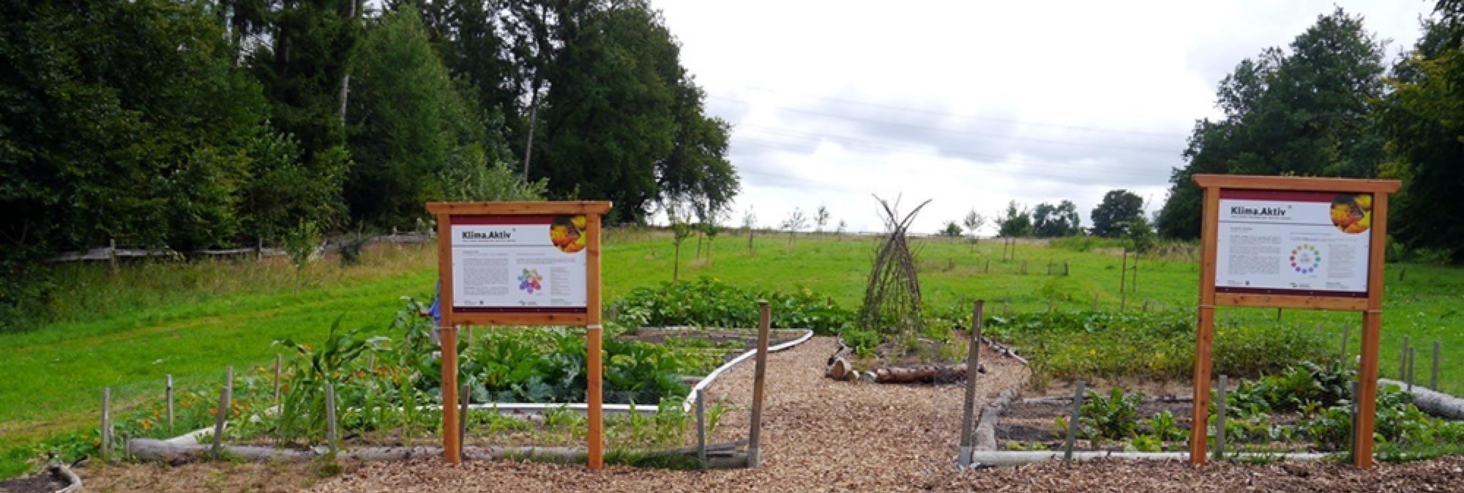 Klima.Aktiv Garten